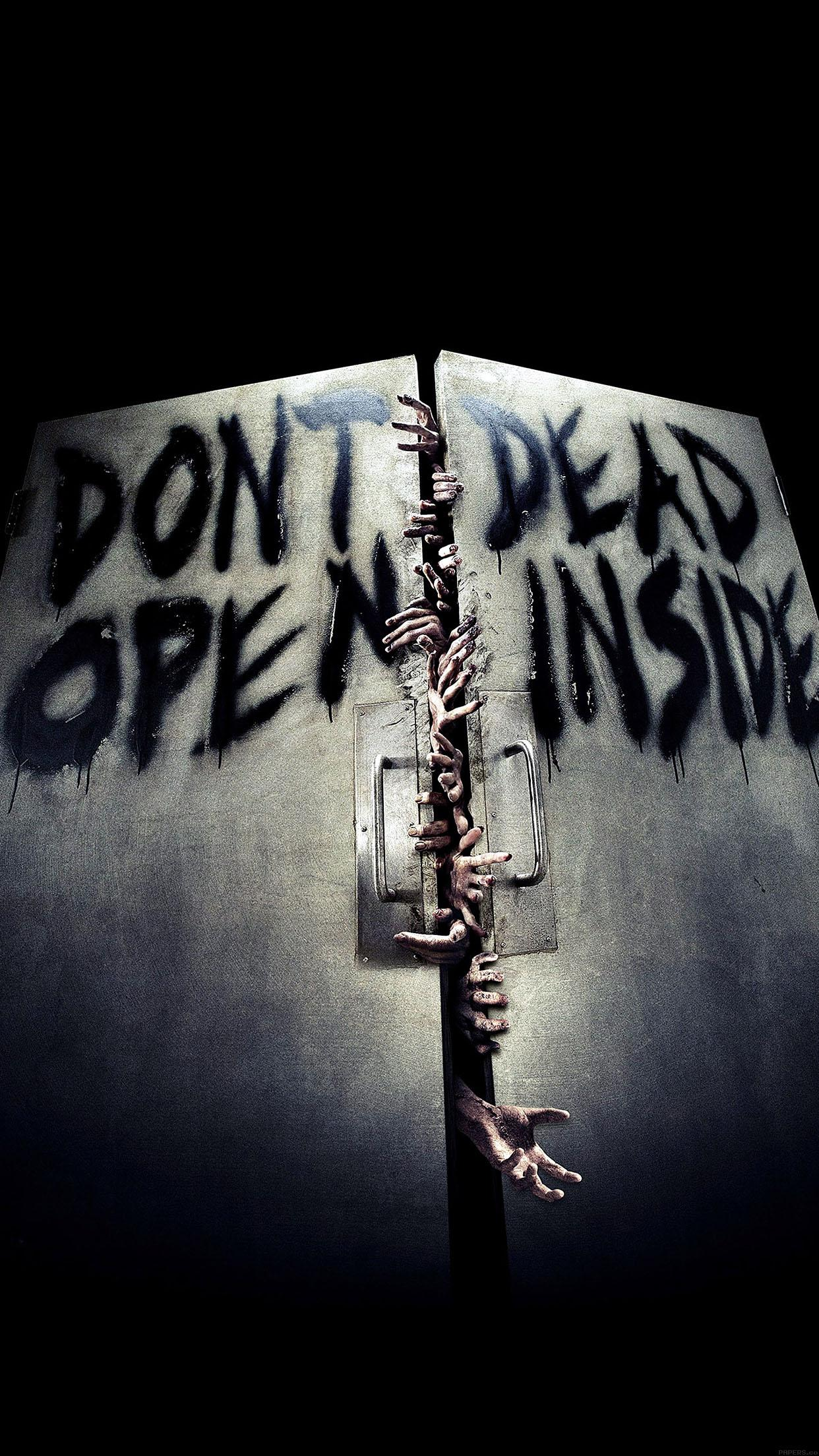 Walking Dead Iphone Wallpapers Wallpaper Cave