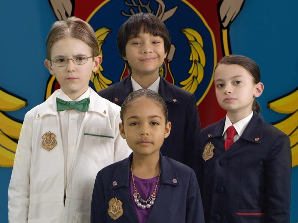 Odd Squad Zoom Background
