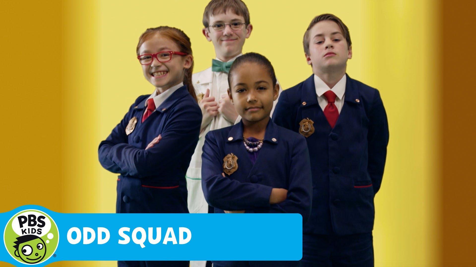Odd Squad Zoom Background 6