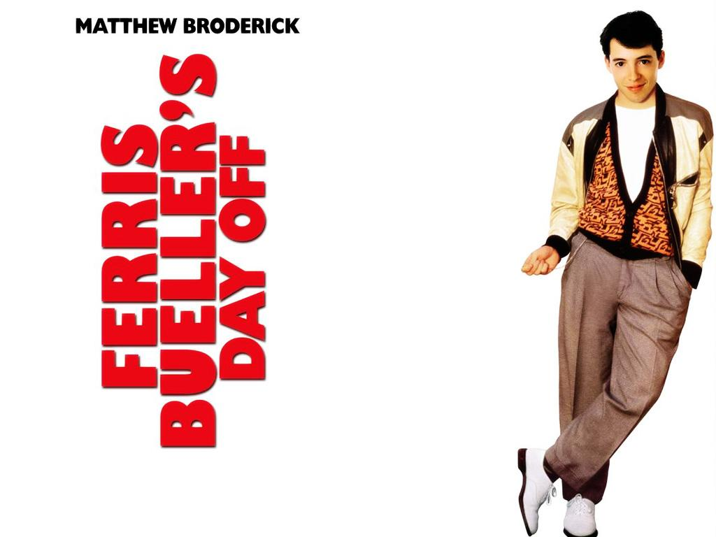 FERRIS BUELLER'S DAY OFF: The Best Skipping School Movie of All Time