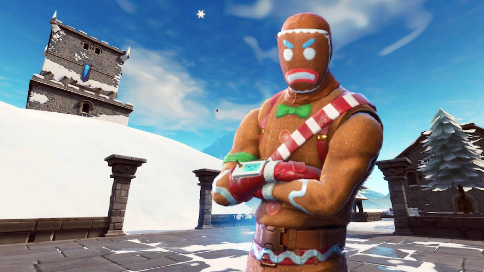 Fortnite leaks shows Merry Marauder could return in very different