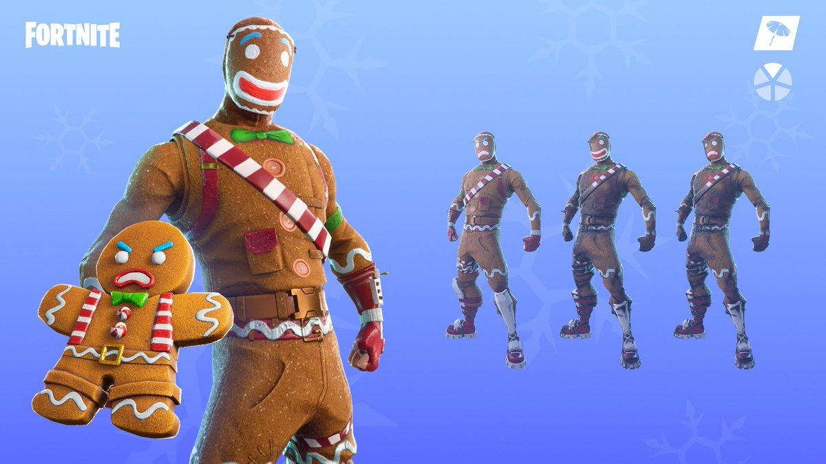 Fortnite on Twitter: No more Mr. Nice Cookie. Merry Marauder and
