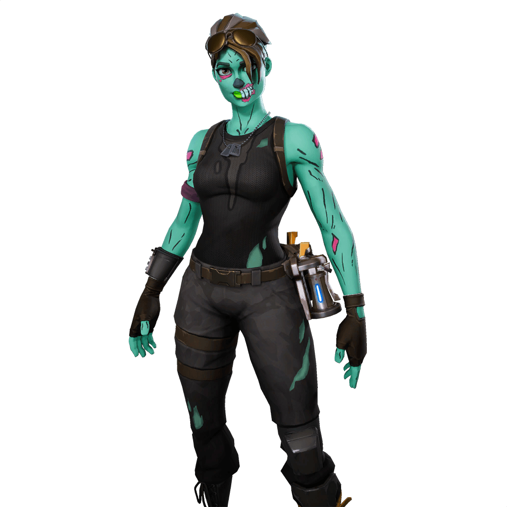 Ghoul Trooper Fortnite Outfit Skin How To Get, Info