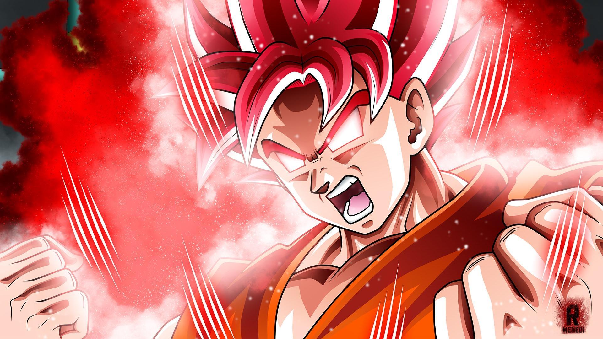 Goku Omni Super Saiyan Wallpapers Wallpaper Cave