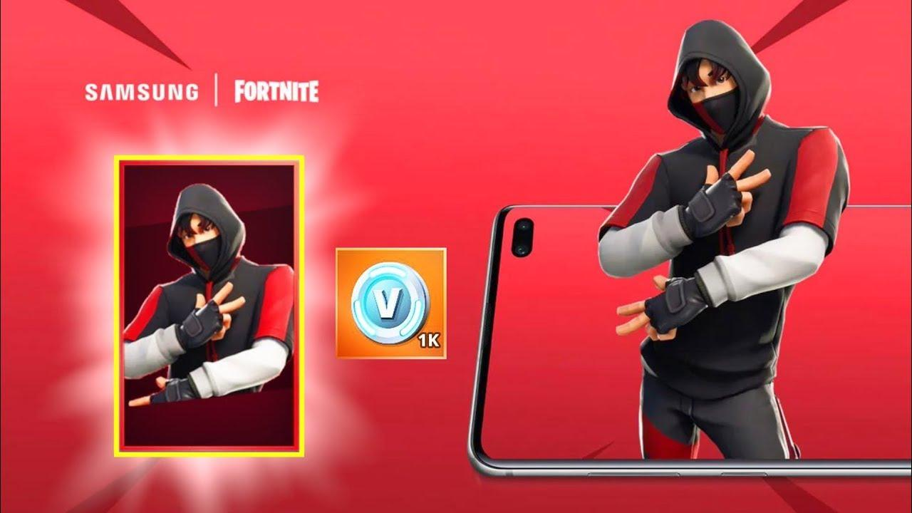 Ikonik Fortnite Wallpapers Wallpaper Cave