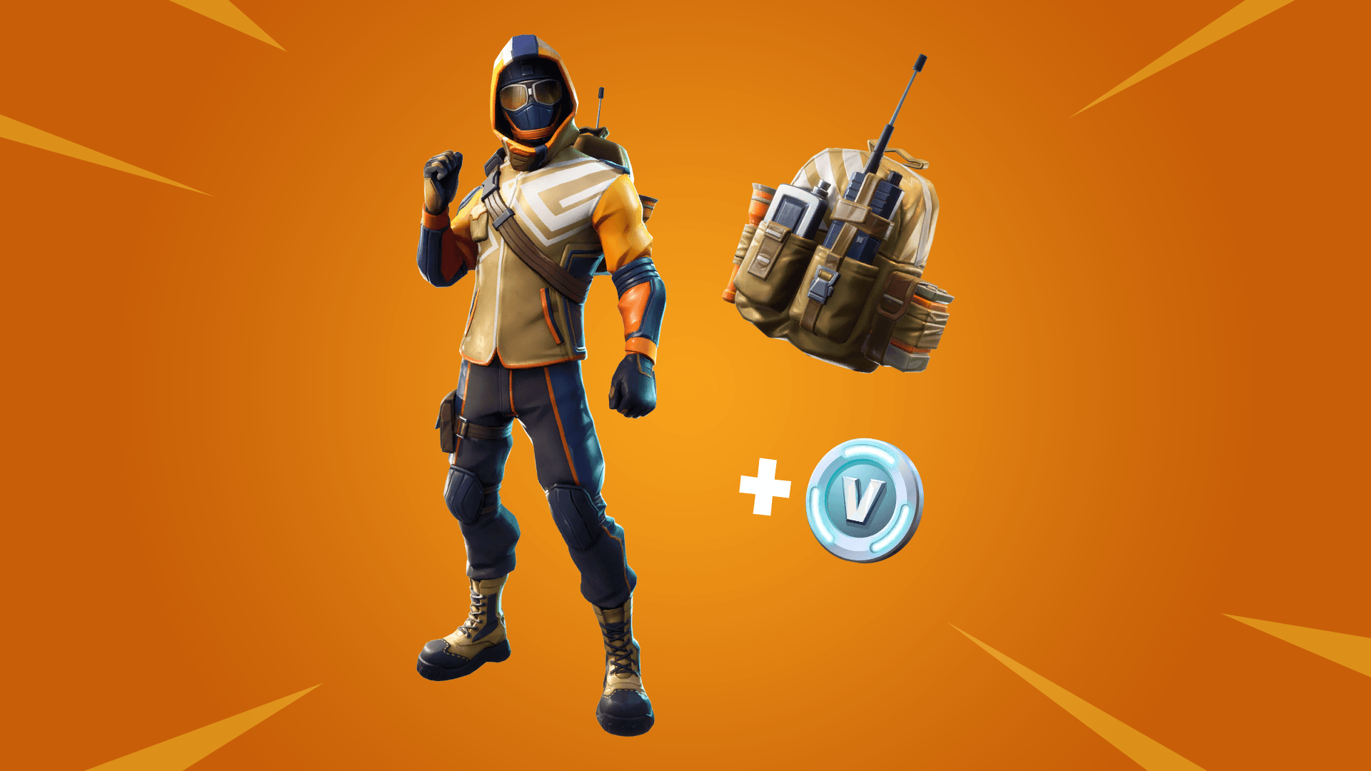 Summit Striker Starter Pack is now available in Fortnite: Battle ...