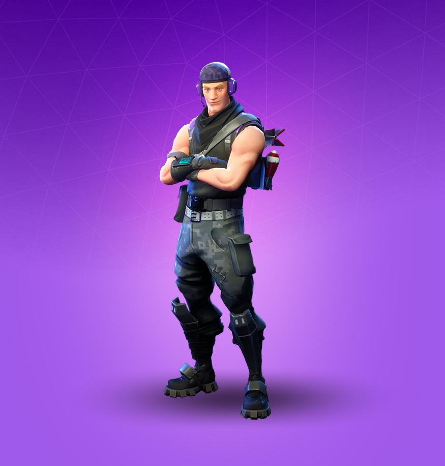 Sub Commander Fortnite Outfit Skin Twitch Prime