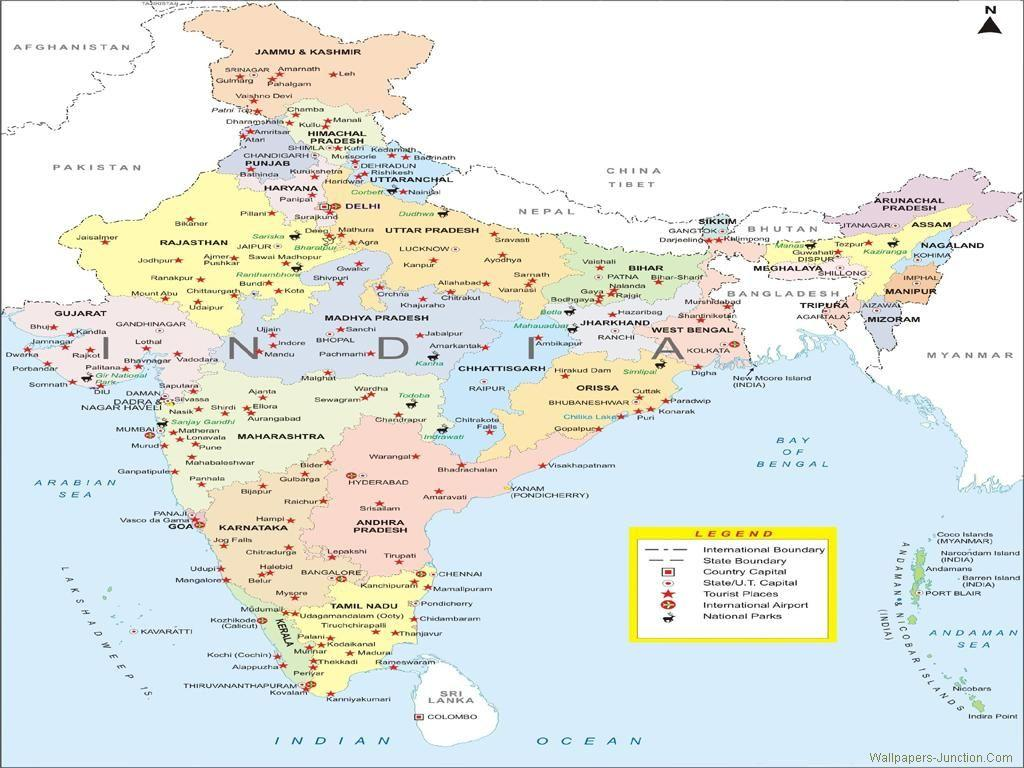 Download India Map India Map Wallpapers   Wallpaper Cave