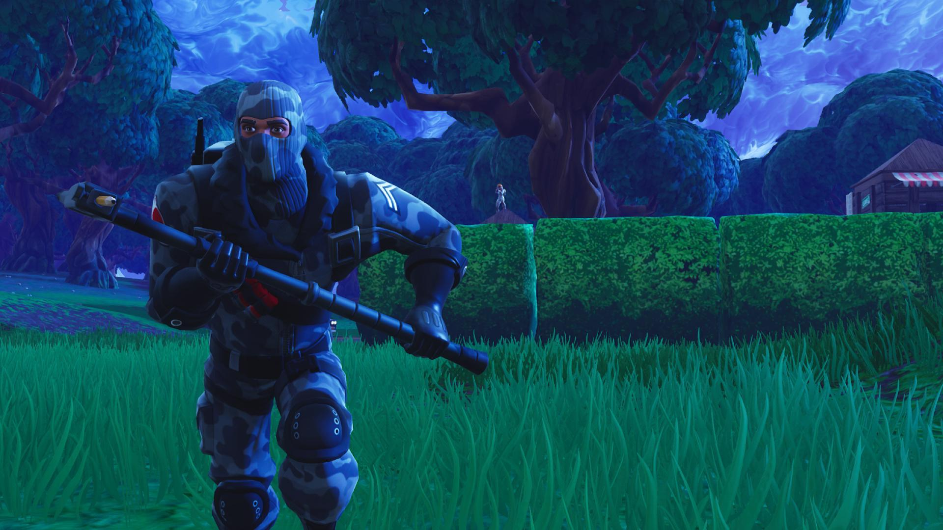 HD Wallpapers Of Havoc From Fortnite