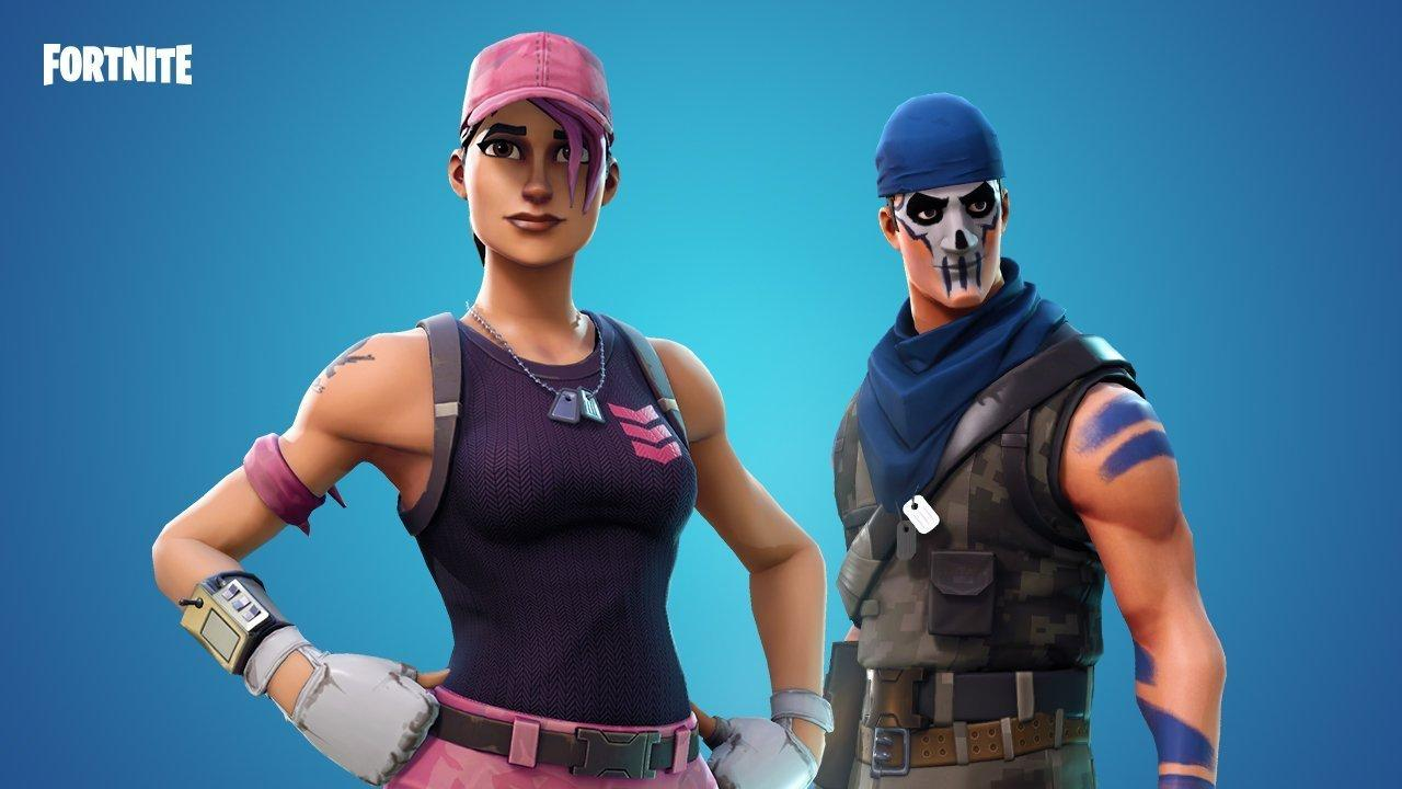 Fortnite Warpaint | Outfits - Fortnite Skins