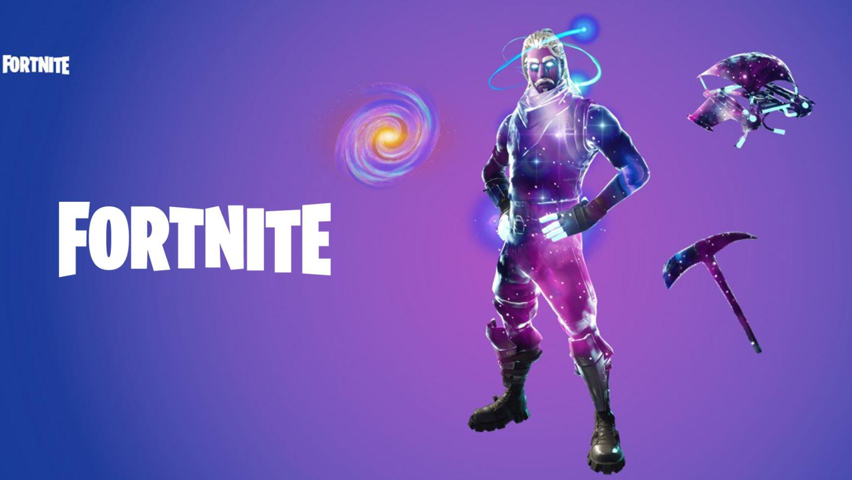 Galaxy Fortnite Wallpapers - Wallpaper Cave