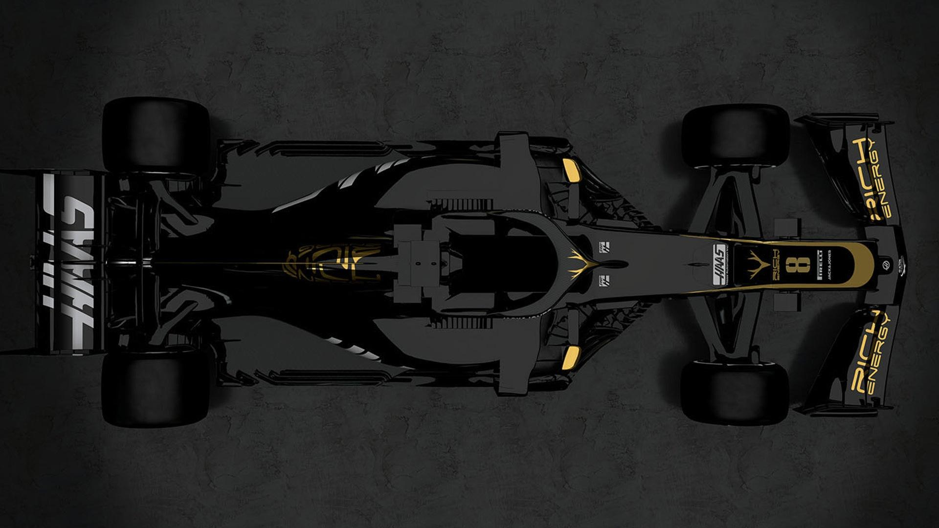 Haas F1 Background 8