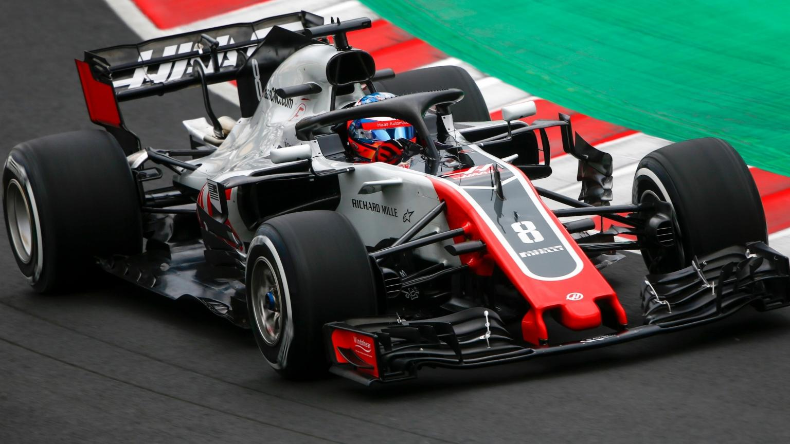 Haas Team2019 F1 Racer Wallpapers: F1 2019 Wallpapers