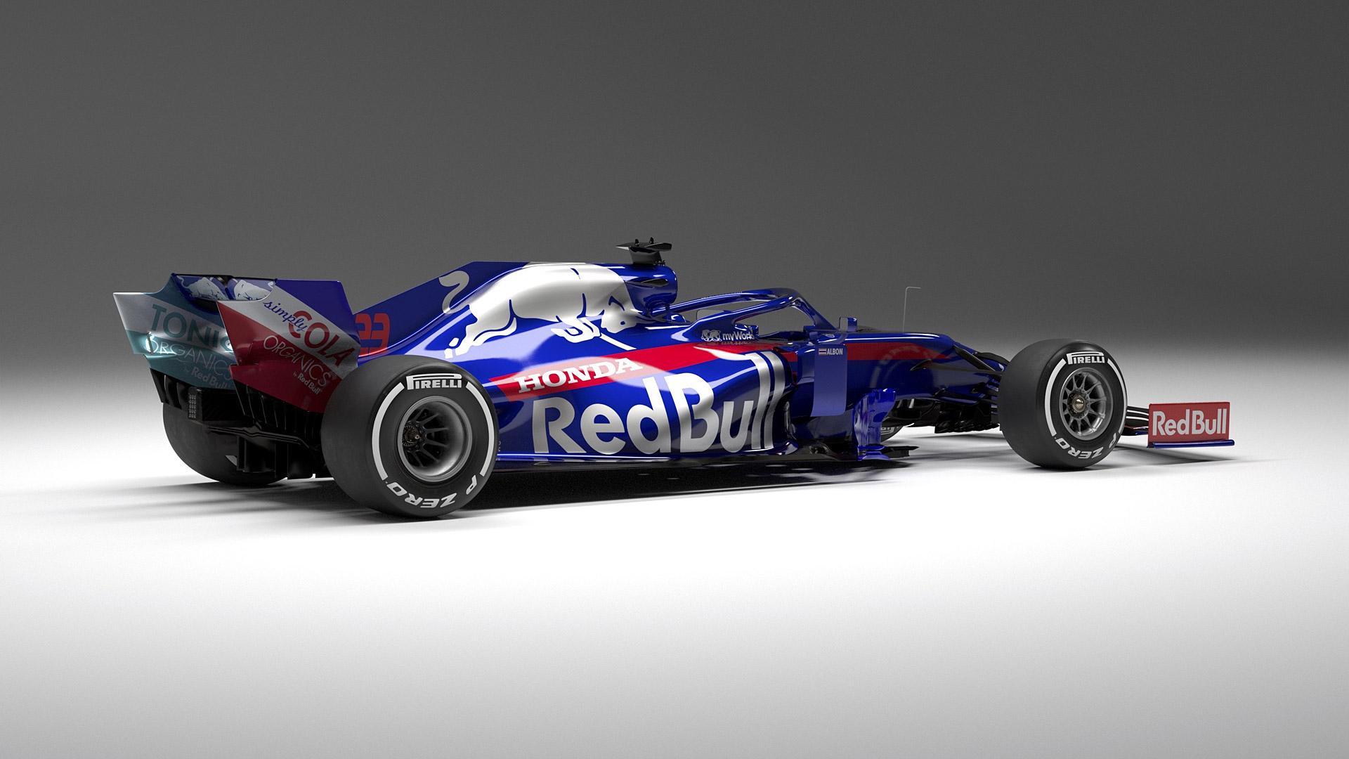 Toro Rosso STR14 Teams Background