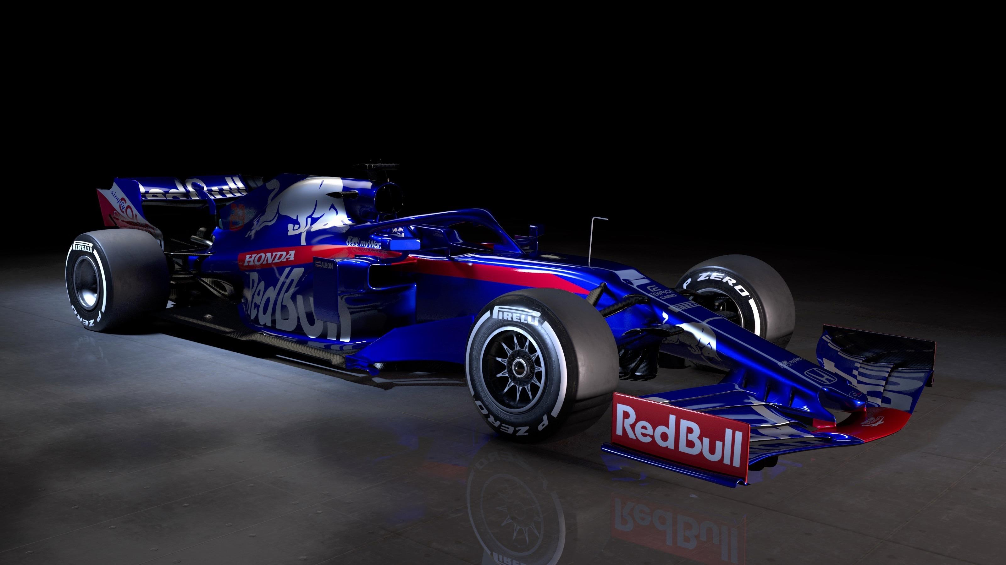 Toro Rosso STR14 Teams Background 2