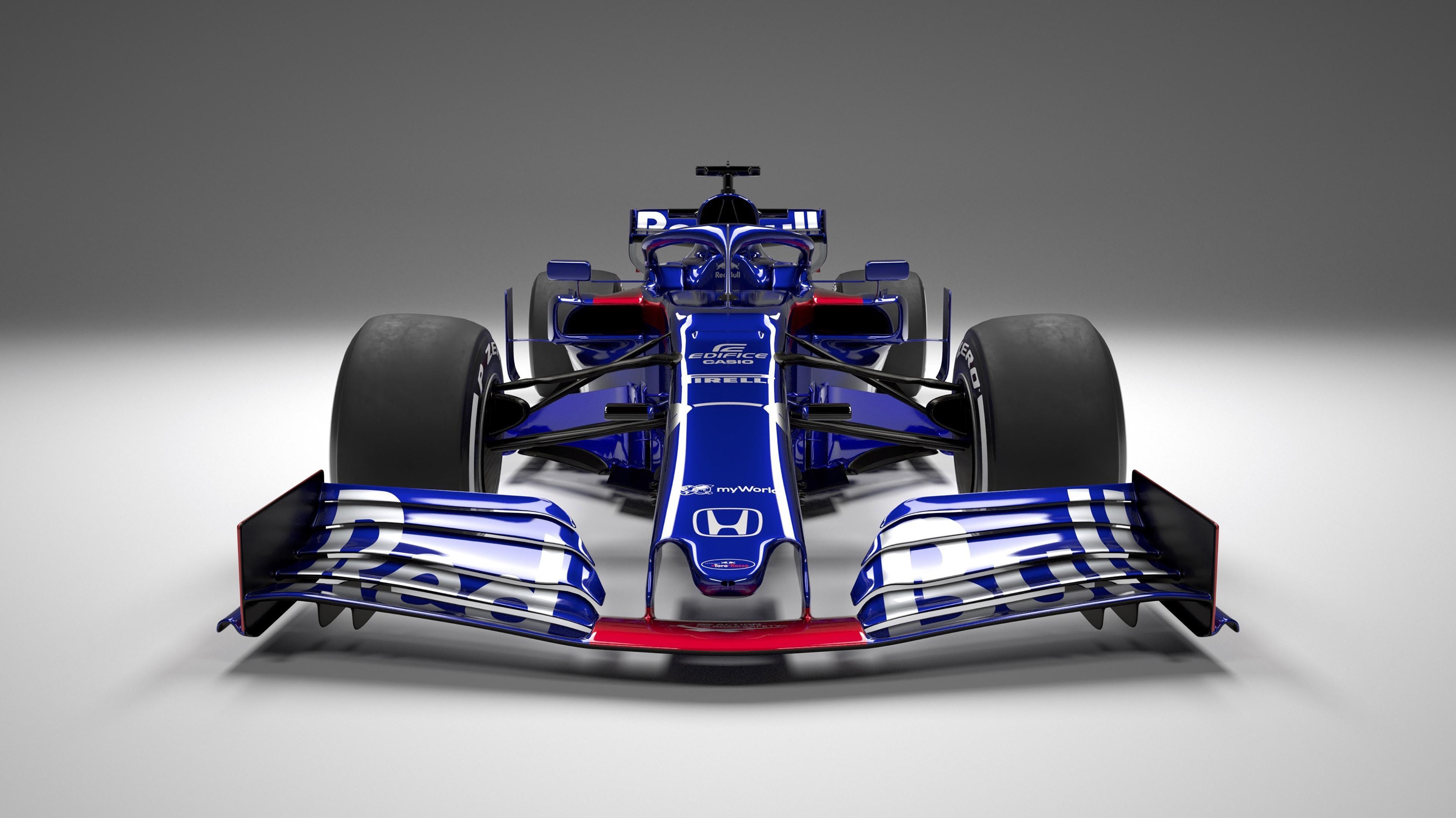 Toro Rosso STR14 Teams Background 3