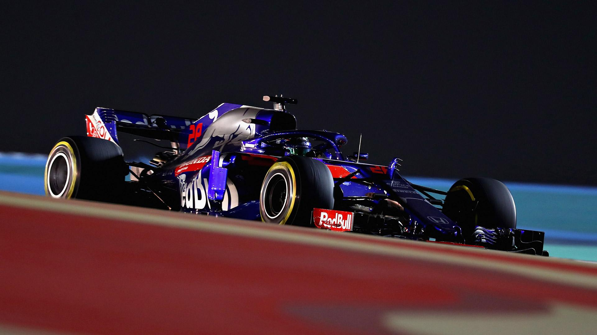 Toro Rosso STR14 Teams Background 5