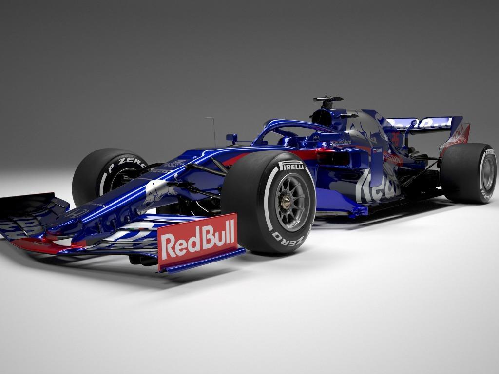 Toro Rosso STR14 Teams Background 6