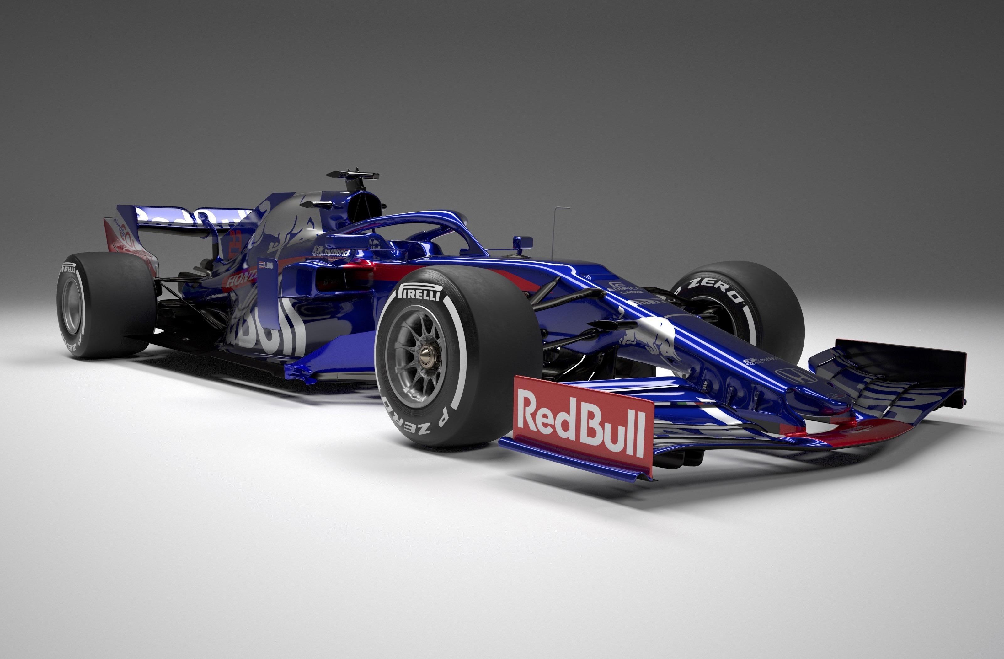 Toro Rosso STR14 Background 7