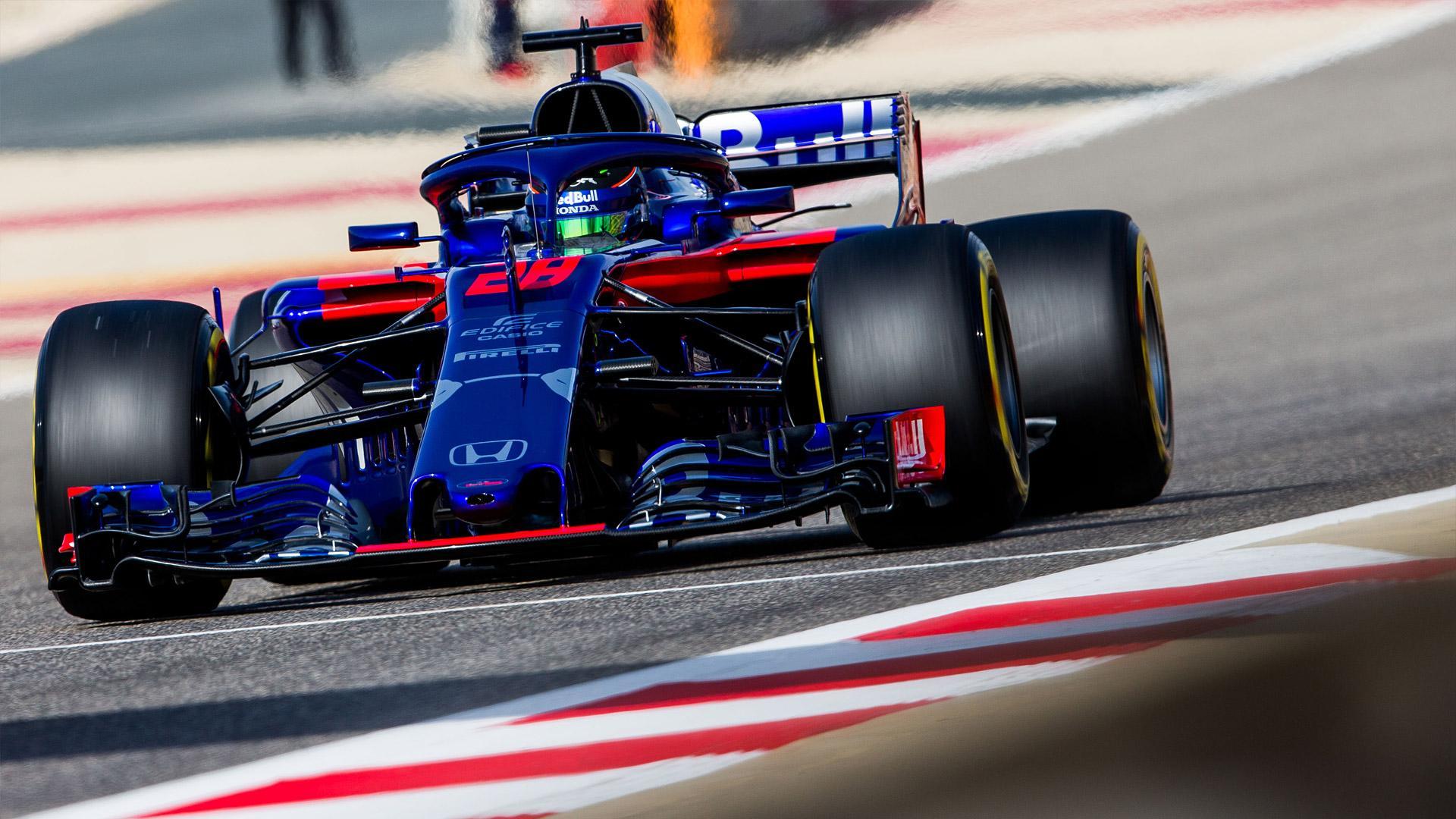 Toro Rosso STR14 Background 10