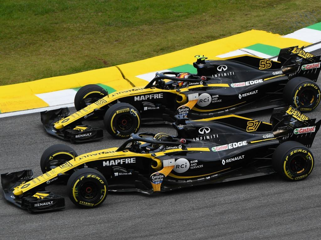 All the angles of the new Renault R.S.19