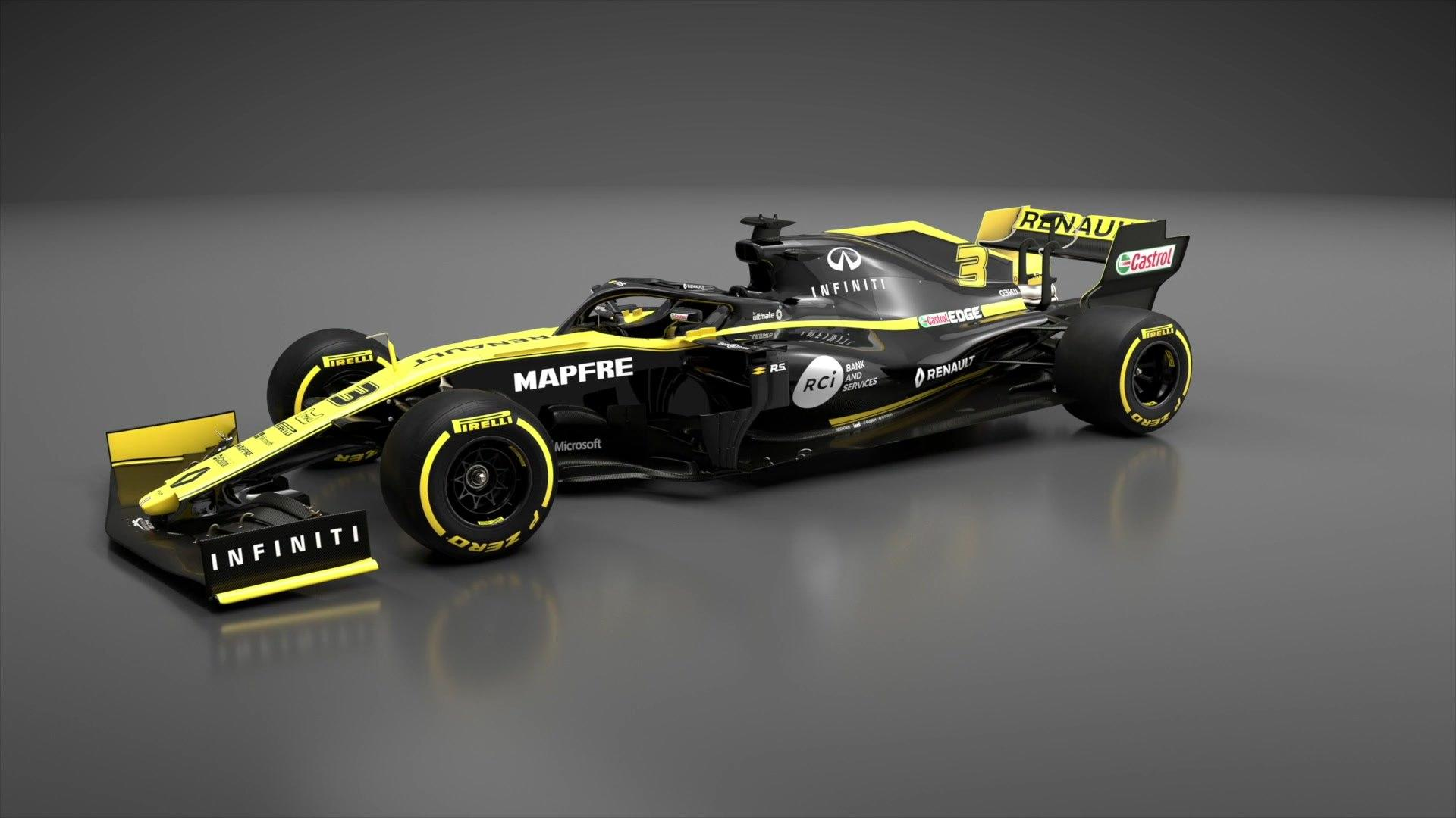 Renault F1 Team aims to maintain strong momentum