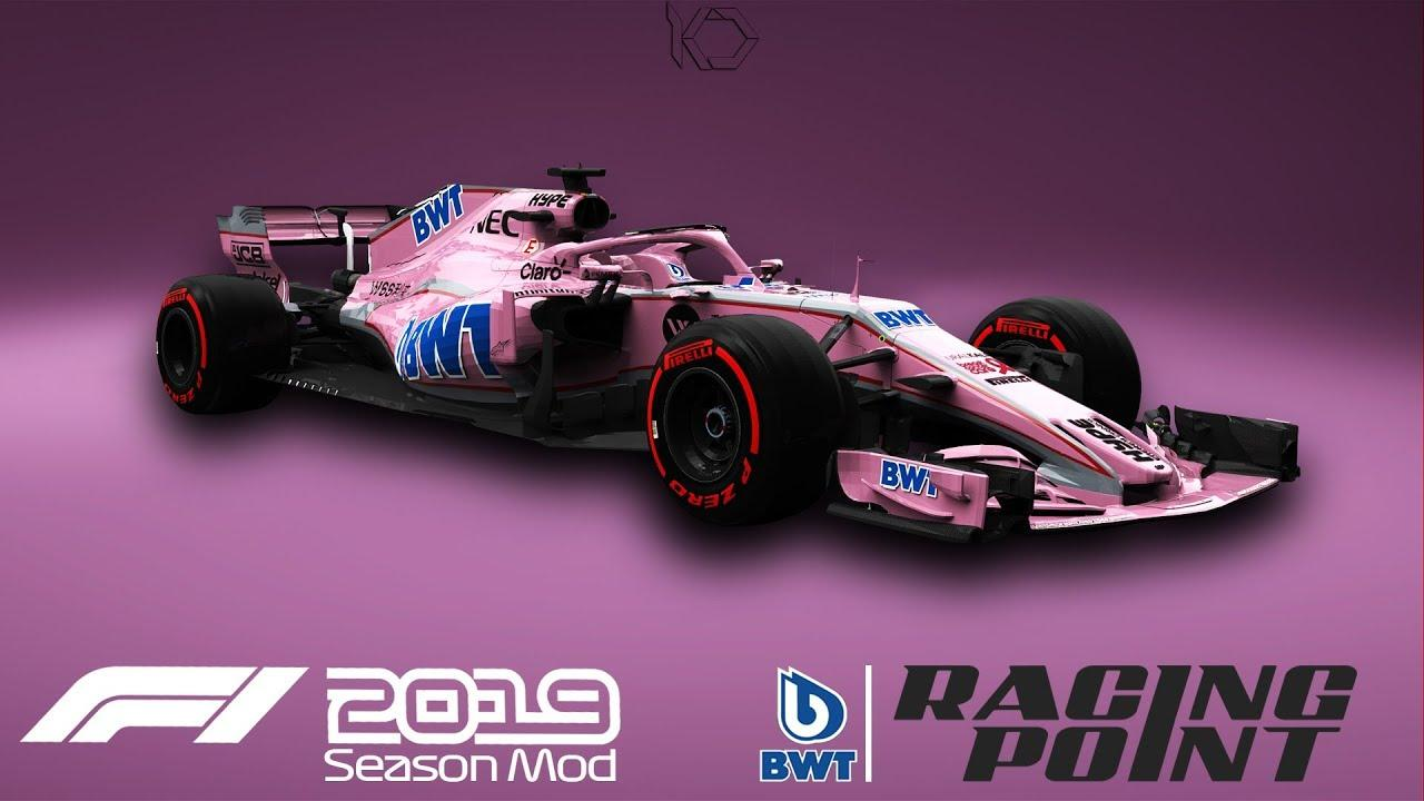 Racing Point F1 Background 7