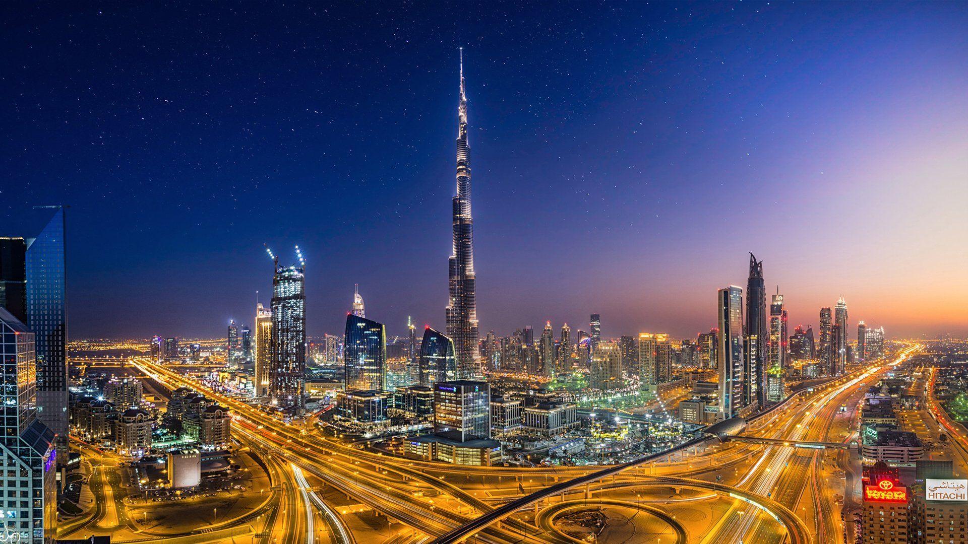 Dubai Desktop Wallpapers - Wallpaper Cave