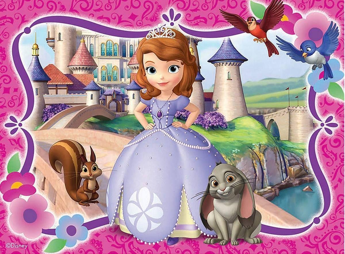 Background princesinha sofia 2 » Background Check All