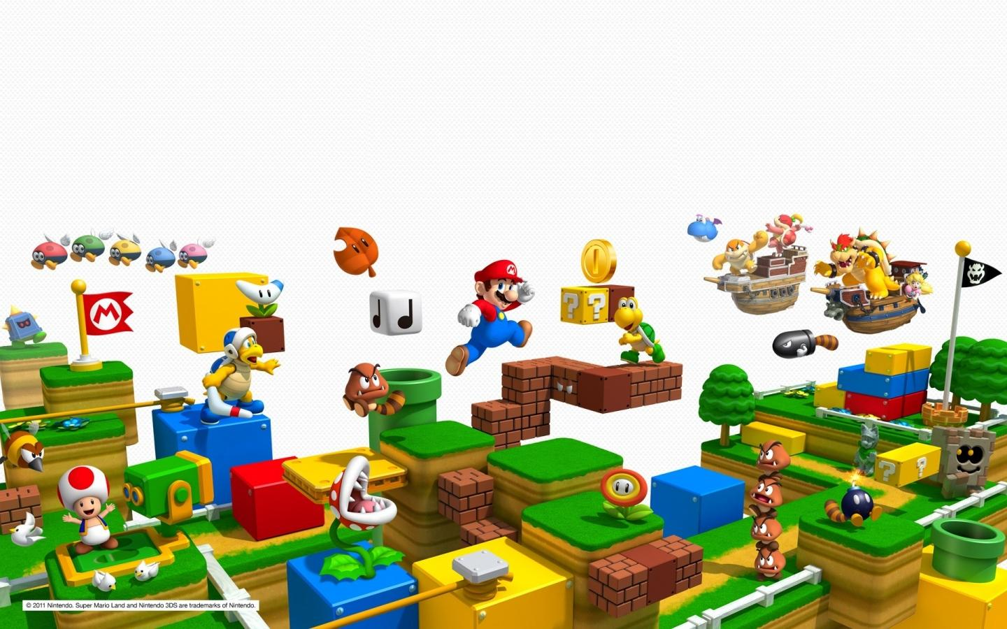 Super Mario Bros  Wallpapers - Wallpaper Cave