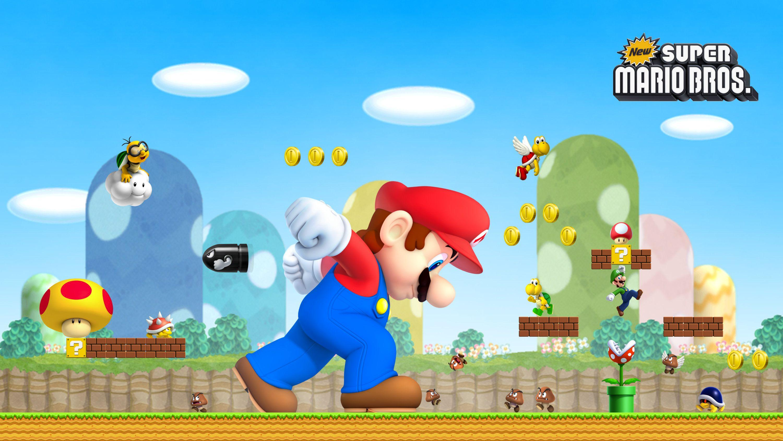 Super Mario Bros  Wallpapers - Wallpaper Cave