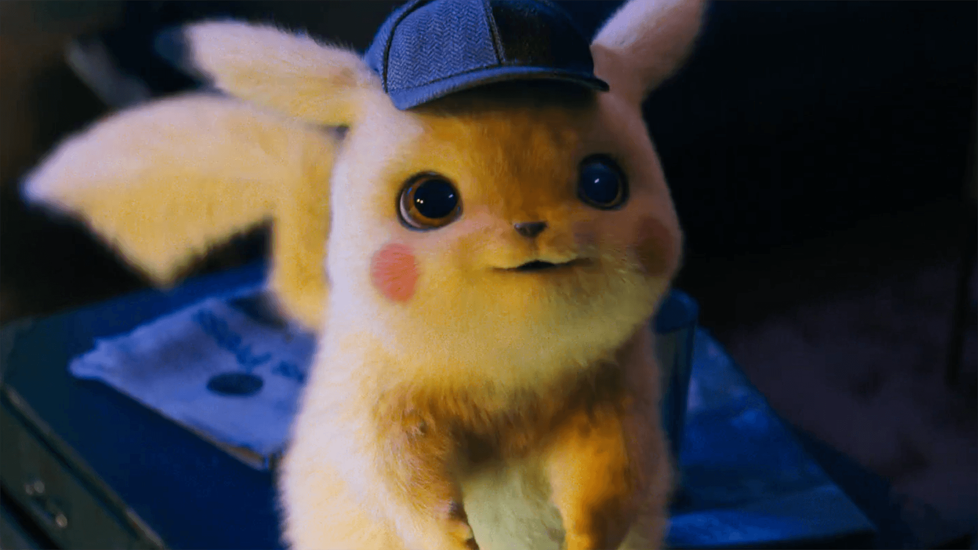 Pokemon Detective Pikachu Wallpapers Wallpaper Cave