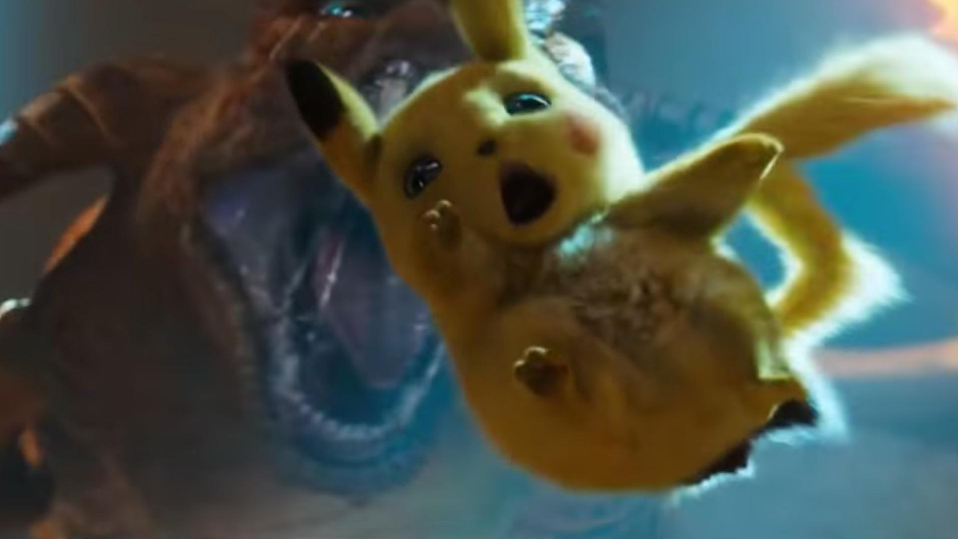 The DETECTIVE PIKACHU Trailer Has Been Fantastically Re