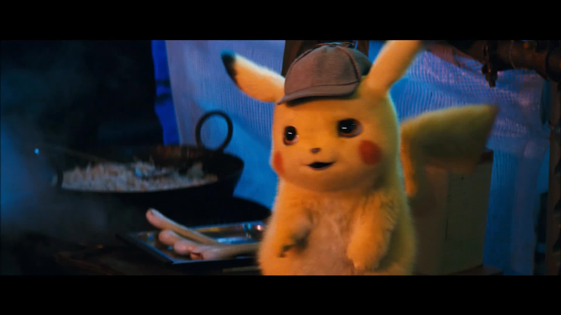 Official Trailer from Pokémon Detective Pikachu