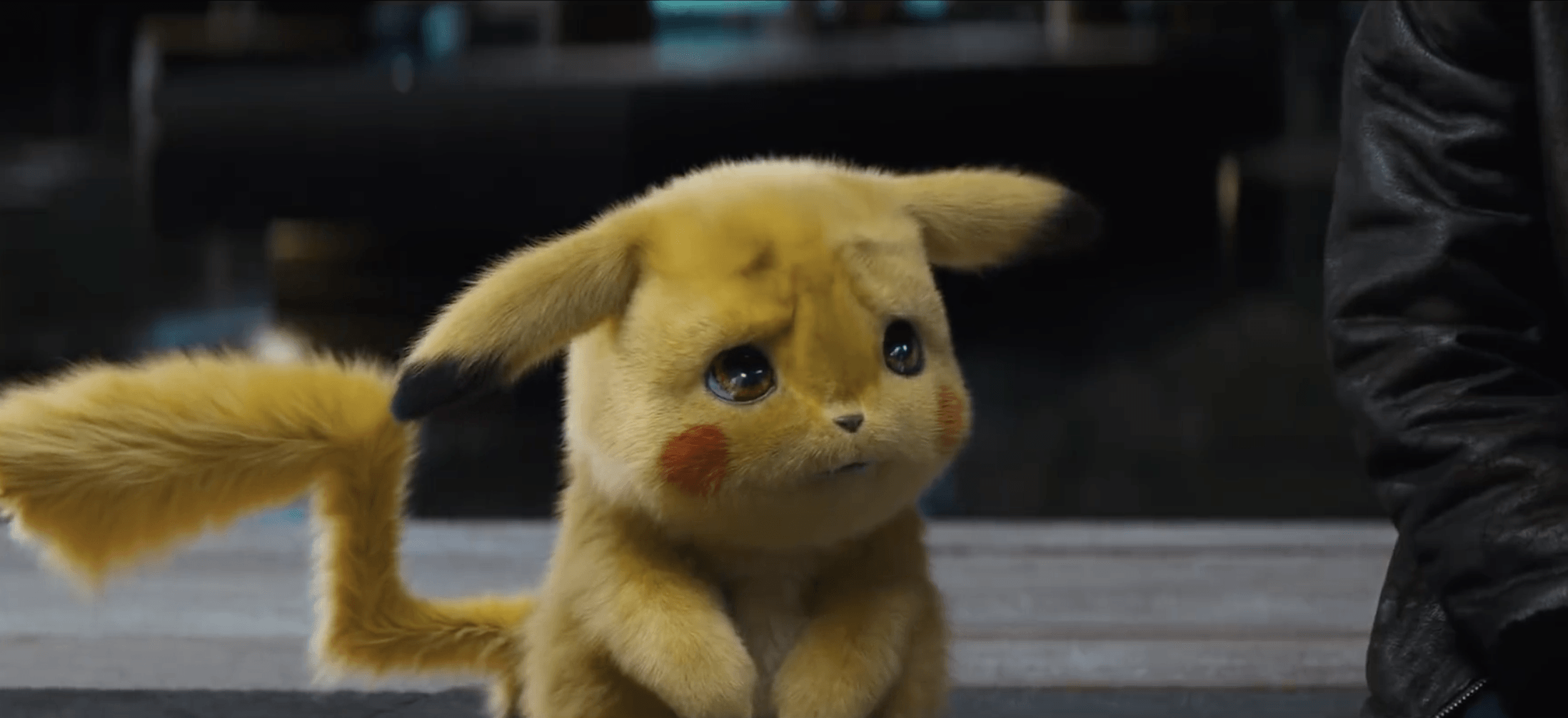 Download Pikachu Wallpaper Detective Cikimm Com