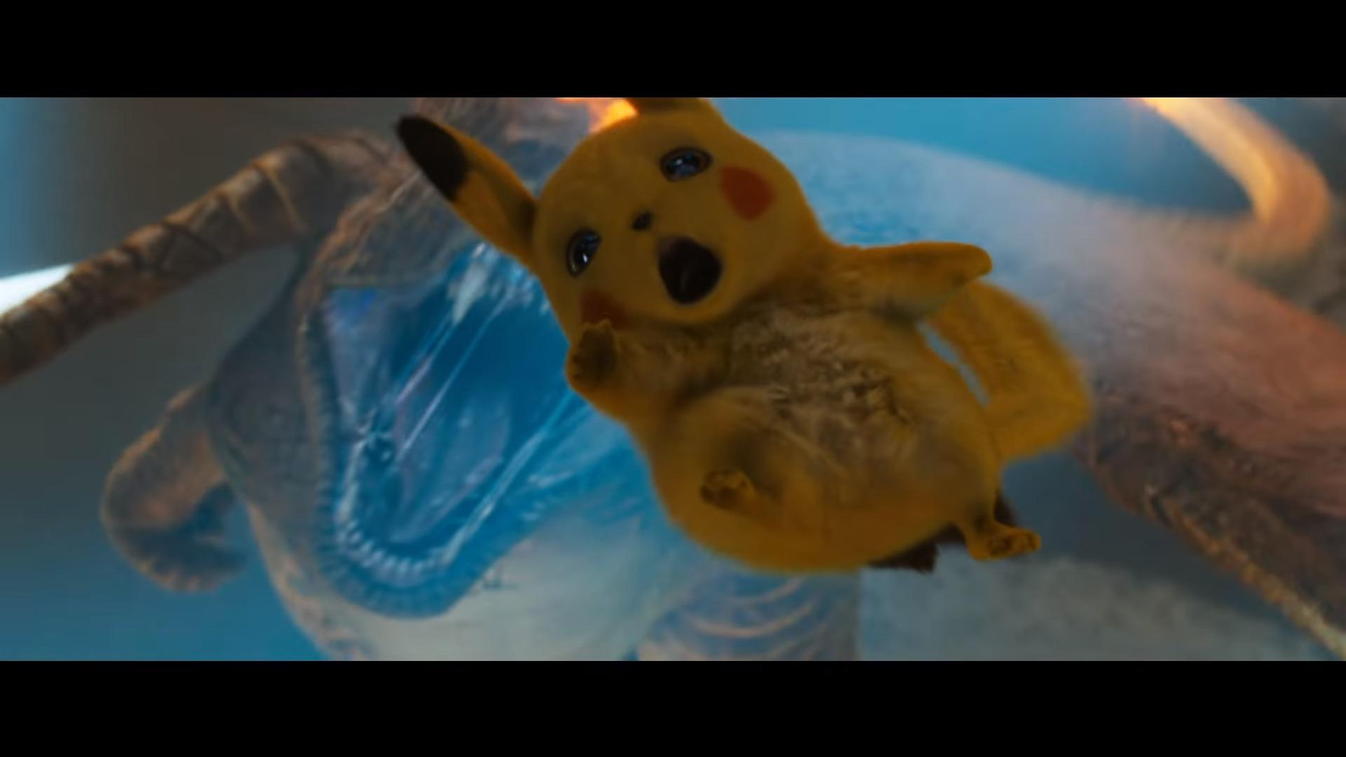 POKÉMON Detective Pikachu Gets Its First Official Trailer