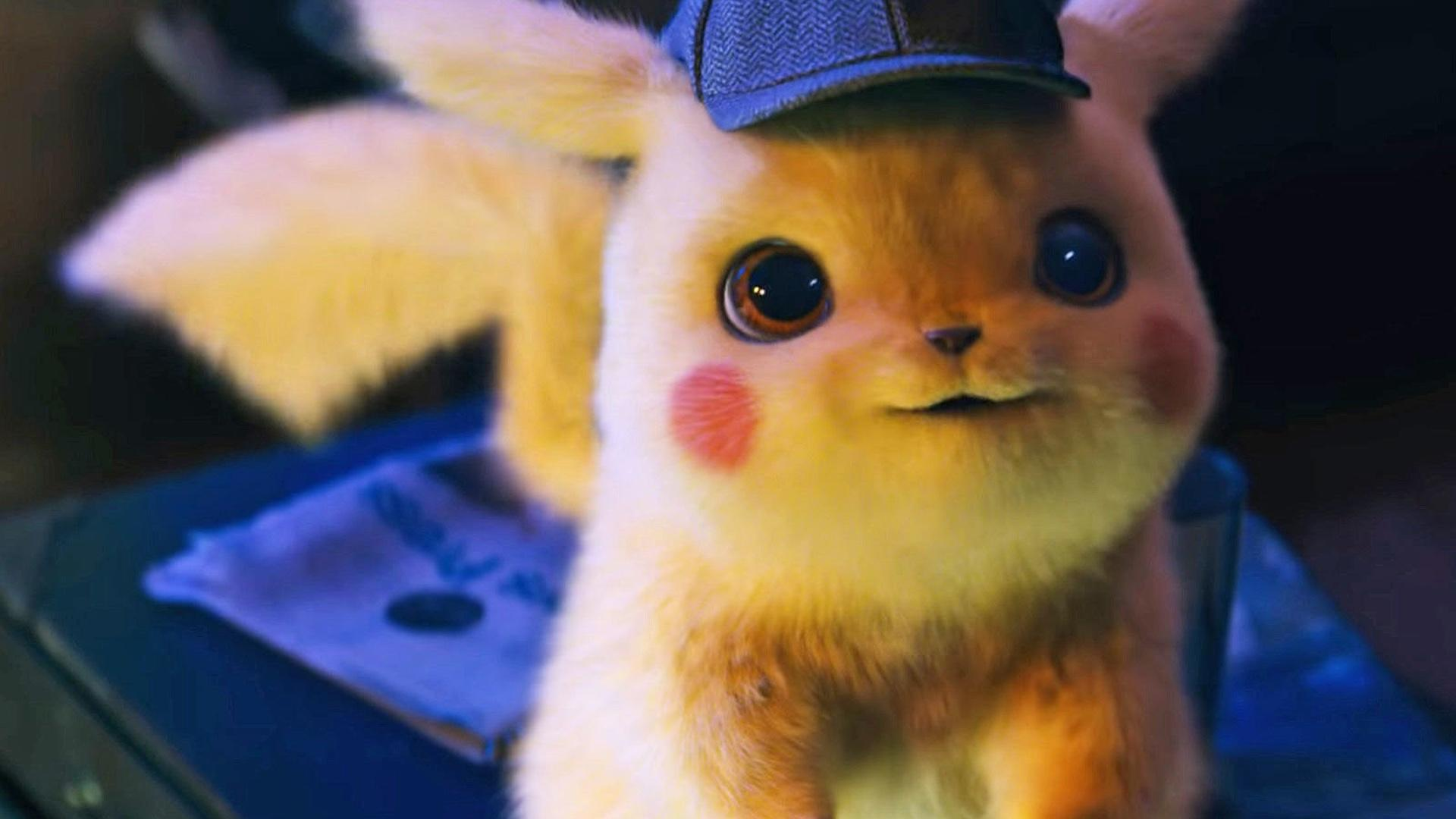 The DETECTIVE PIKACHU Trailer Gets a Funny Remix With the Voice of