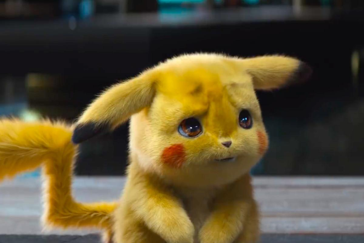 Detective Pikachu trailer: seriously debating live