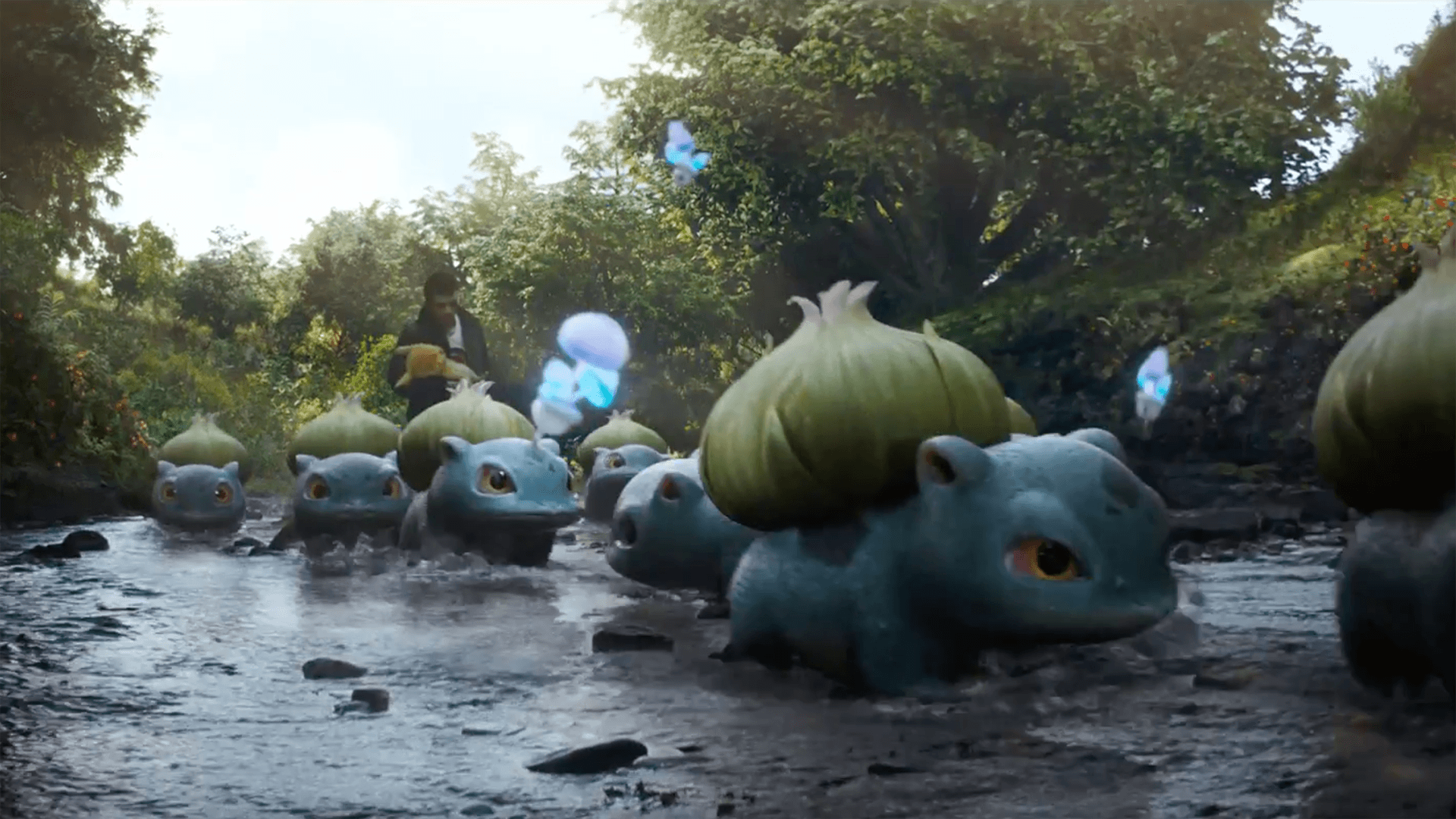 Every Pokemon in the First Detective Pikachu Trailer