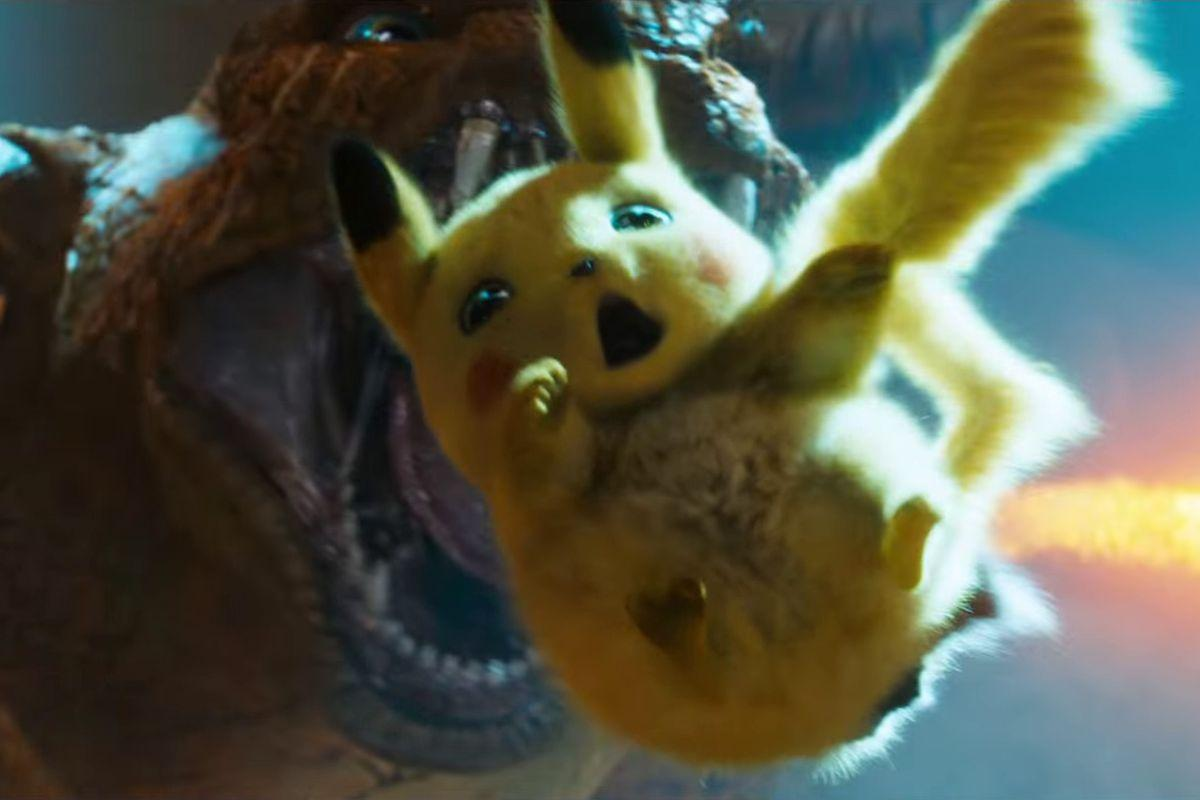 Detective Pikachu movie trailer: everything to know about live