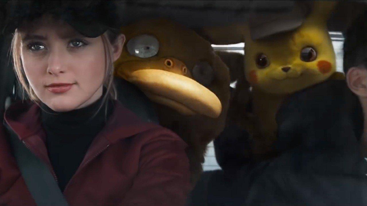 Every Pokemon Reveled in First Detective Pikachu Footage