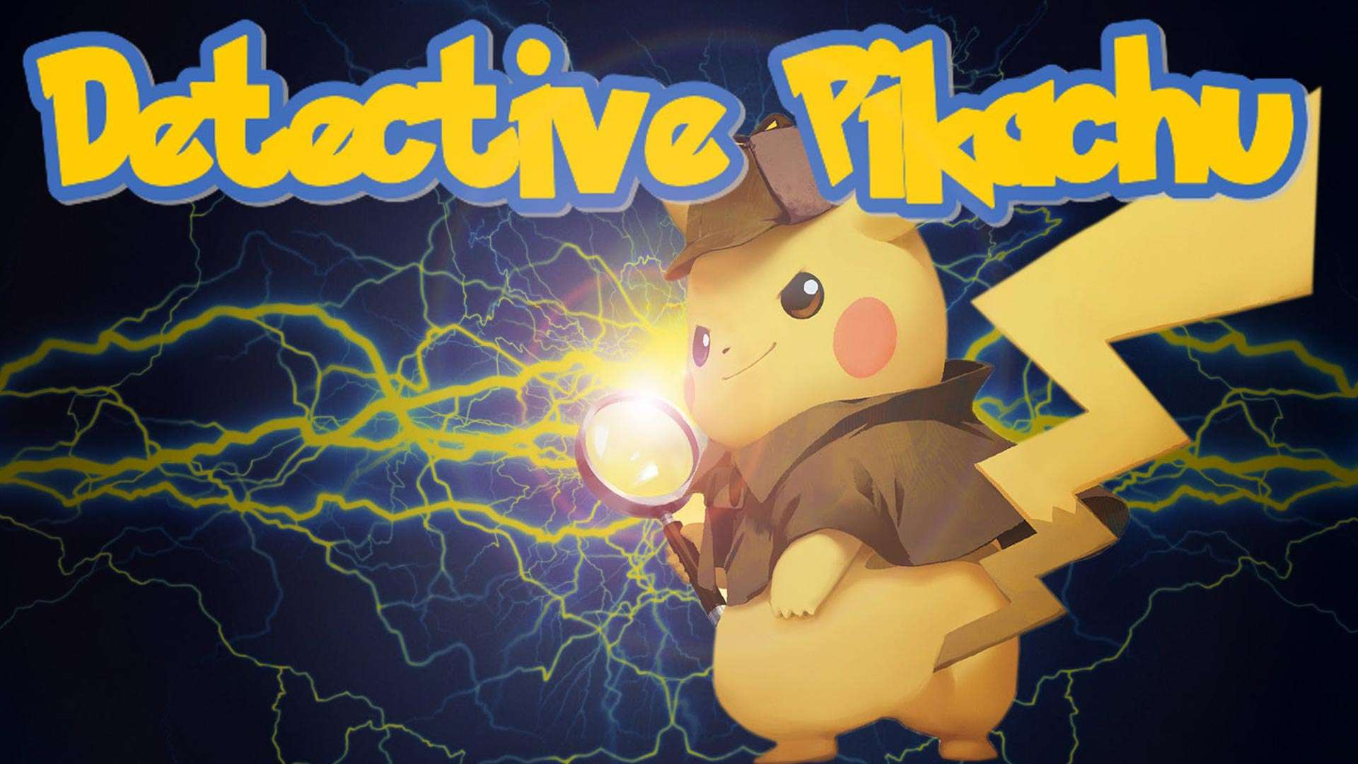 Detective Pikachu Movie Set to Release 2019