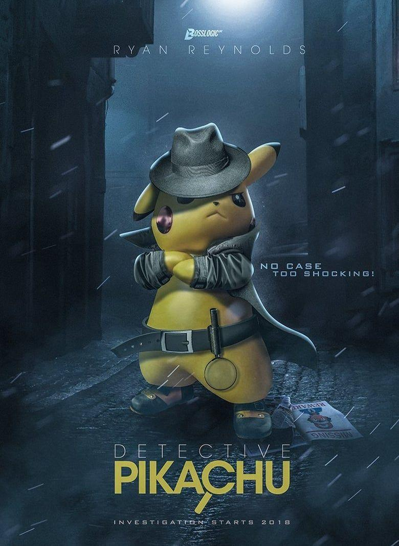 Pokémon Detective Pikachu Wallpapers Wallpaper Cave