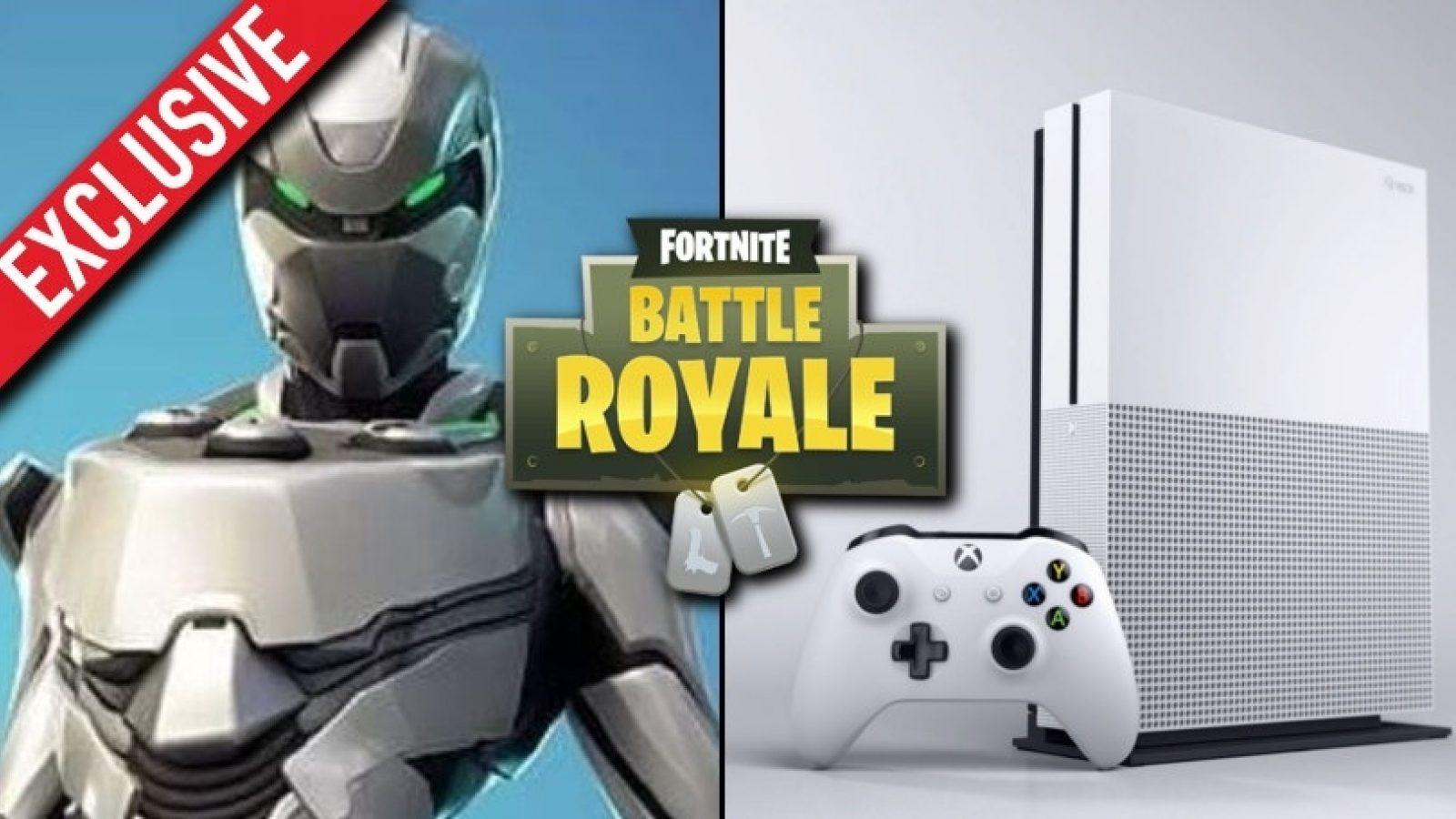 Exclusive Fortnite 'Eon' cosmetic bundle could be coming to Xbox One ...