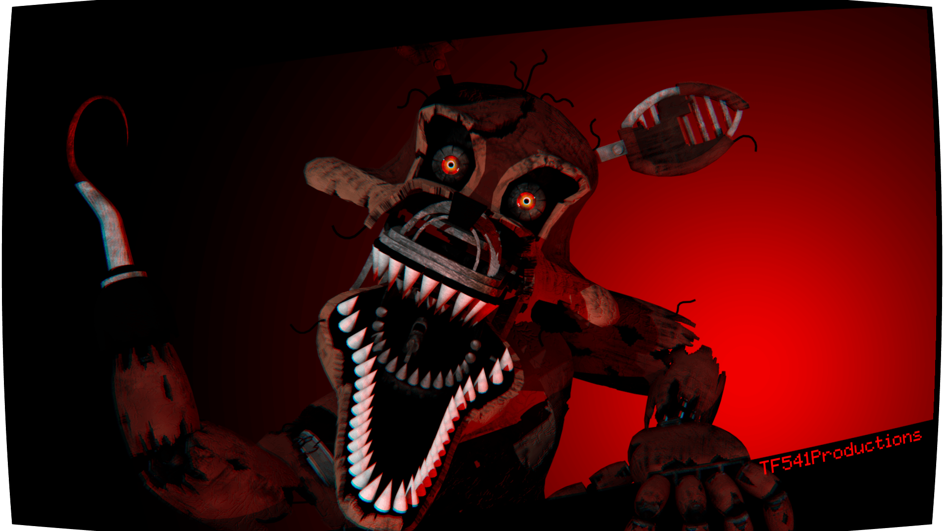 Fnaf Foxy Wallpapers Wallpaper Cave