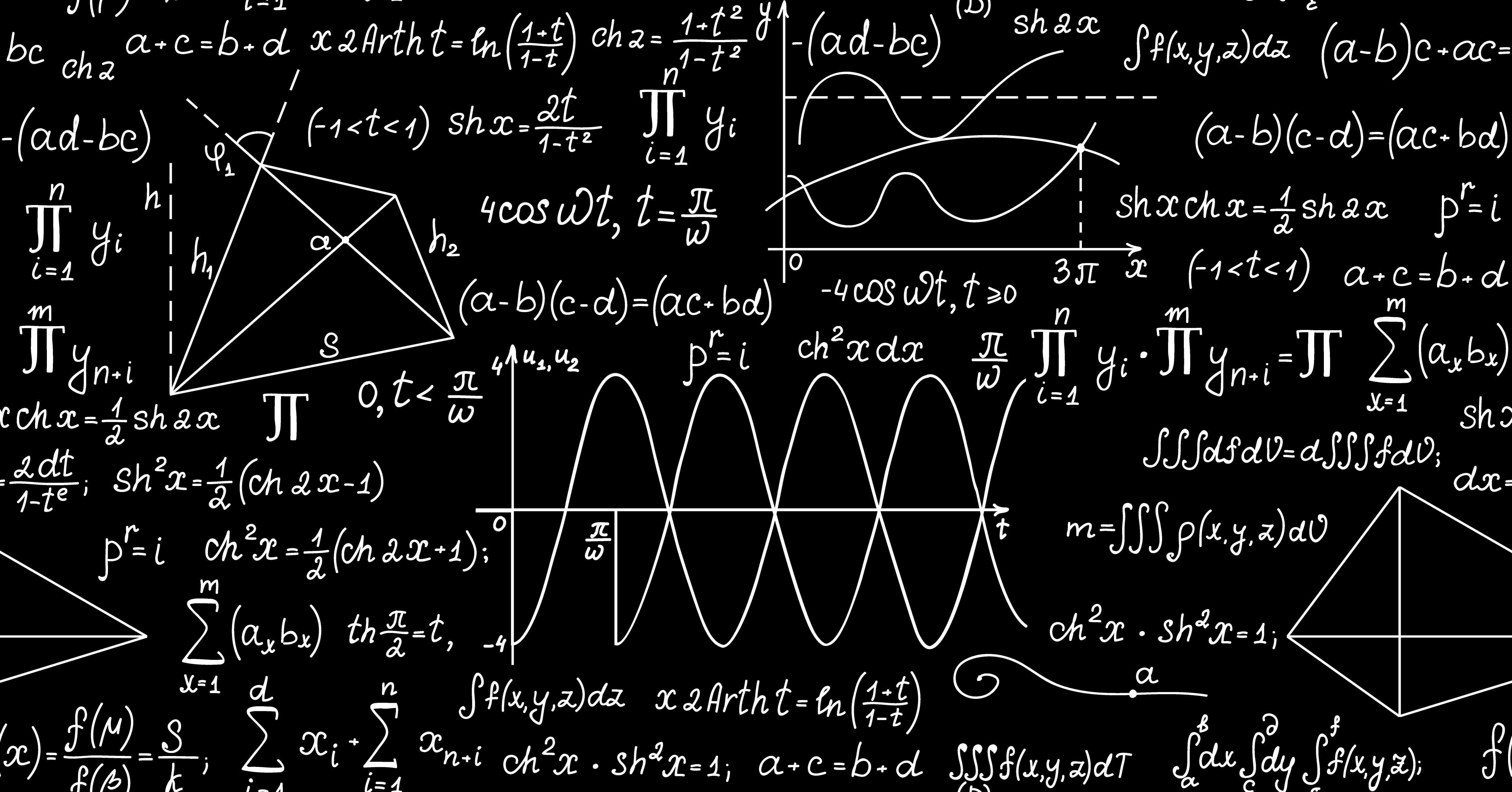 Maths Formula Wallpapers - Wallpaper Cave