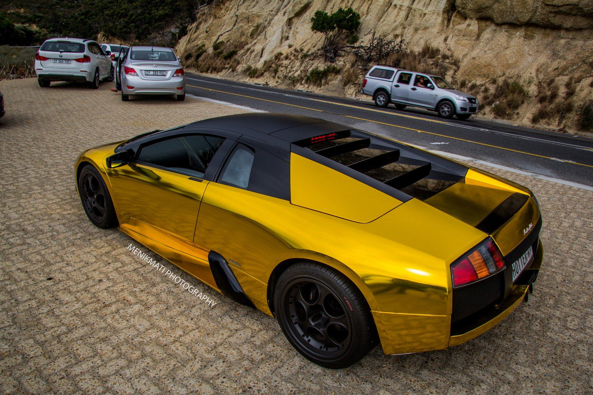 Gold Supercars Wallpapers - Wallpaper Cave