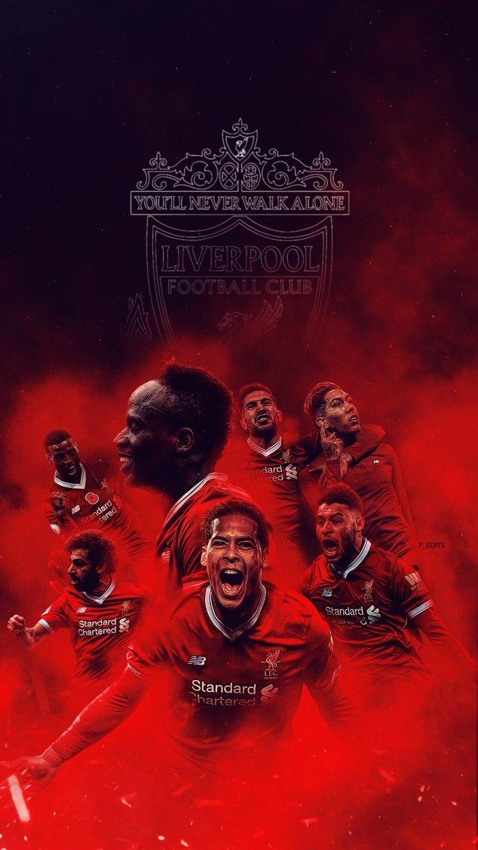 Wallpaper Lock Screen Iphone 7 Liverpool