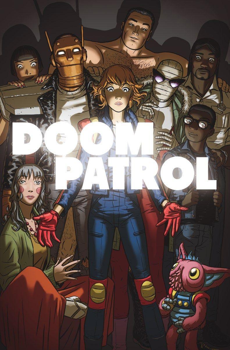 Doom Patrol Season 2 Wallpapers Wallpaper Cave