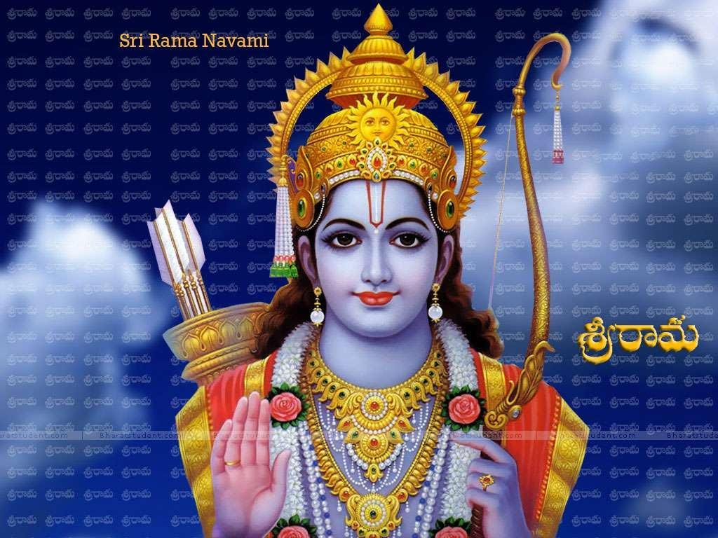 Lord Rama Wallpapers Wallpaper Cave
